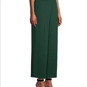 NWOT Diane Von Furstenberg Size 14 Green Pants
